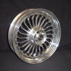 Front wheel Turbine look 1700 or 1200