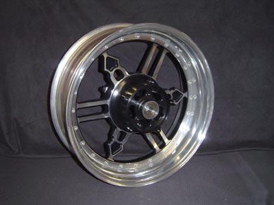Front wheel Yamaha logo for 1200 oder 1700