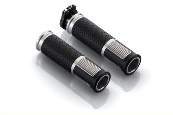 Grips Lux silver