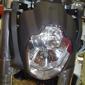 Headlight + Sideparts