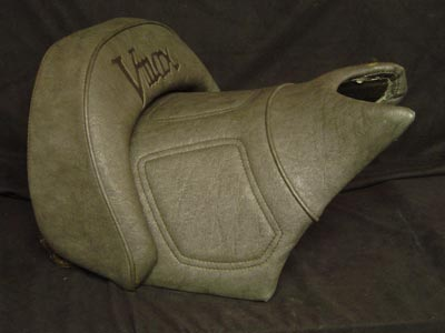 Seat (quilted)