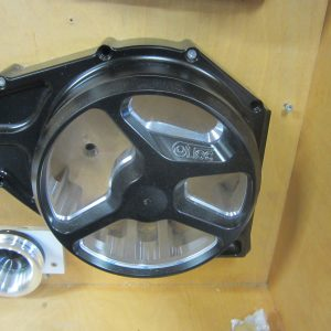 Alternator Cover Brabus