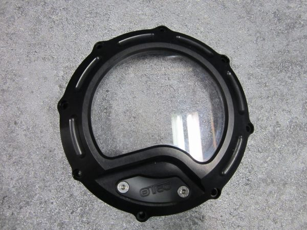 Clutch cover black look through 1700