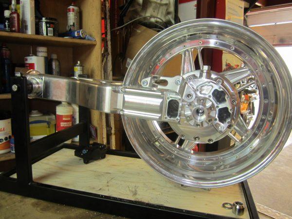 Rearwheel 5 spoke Otec