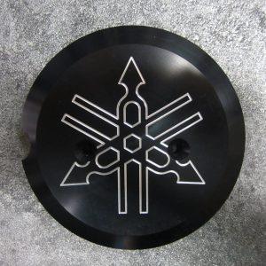 Alternator cove tuning-fork black