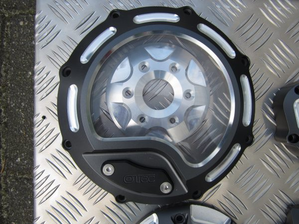 Clutch Cover Bi-Color 1700