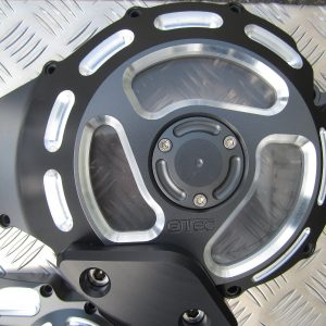 Alternator Cover Bi-Color 1700