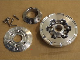 Lock-up clutch 1700